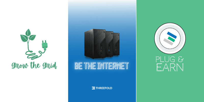 Be the Internet – Become a Farmer!