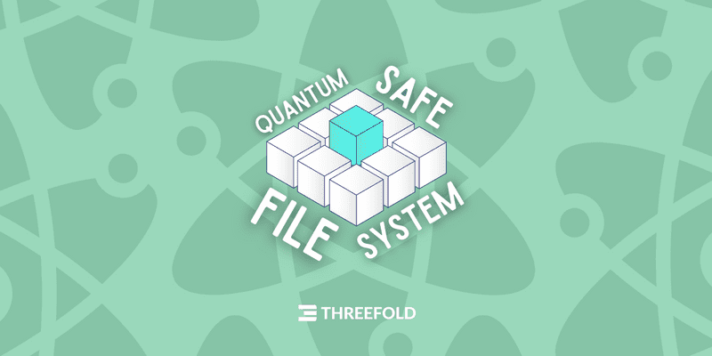 Say Hello to the Quantum Safe Filesystem