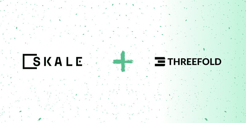 ThreeFold partners with SKALE to empower its developer community