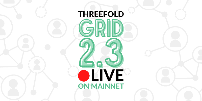 TF Grid 2.3.0 is live!