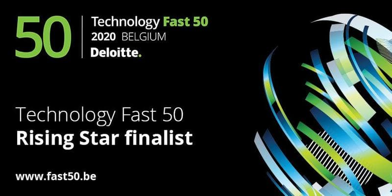 ThreeFold Tech recognized by Deloitte Belgium