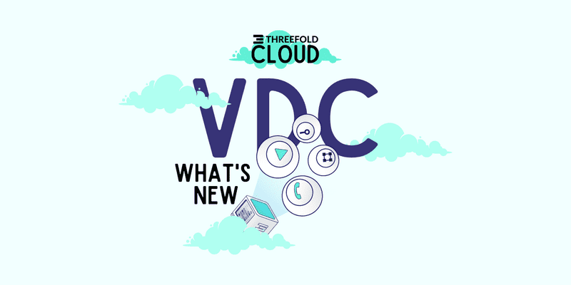 New Updates to the VDC!